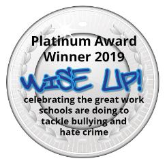 Platinum Award logo 2019